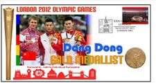 DONG DONG 2012 OLYMPIC MENS TRAMPOLINE GOLD MEDAL COVER