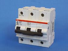 ABB S283-UX K8A 3- Pole Circuit Breaker