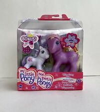 My Little Pony MLP G3 Tesco Exclusive Super Long Hair Wing Song Lilly 2-pack