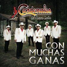 Cardenales De Nuevo Leon : Con Muchas Ganas CD