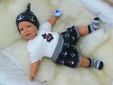 ninisingen Reborn Reallife Flynn Rebornbaby Puppe Babypuppe Baby Künstlerpuppe
