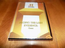 THE LOST EVIDENCE GUAM Pacific Island War WWII Marines History Channel DVD NEW