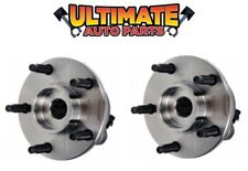 Front Wheel Bearing Hubs w/ABS (Pair, Left & Right) for 08-11 Chevy HHR (Non SS)