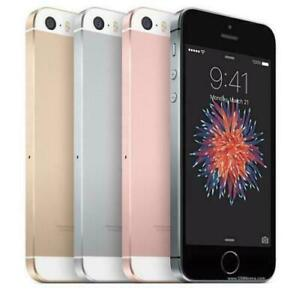 Apple iPhone SE 16GB 32GB 64GB 128GB GSM Carriers Factory Unlocked GSM