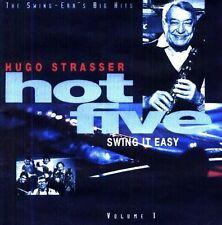 Hugo Strasser Hot Five Swing it easy (1993) [CD]