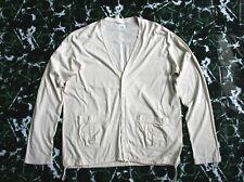 CP Company Lightweight Cardigan - Off White - L - Massimo Osti of Stone Island