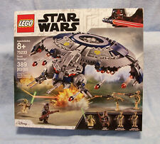 LEGO Star Wars Droid Gunship -- 75233 -- New in Box NIB -- 389 pcs, ages 8 & up