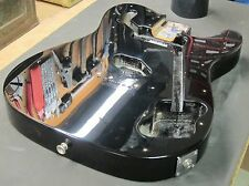 2005 Fender Classic '72 Telecaster Custom Body Vintage RI 70's Tele Guitar Black