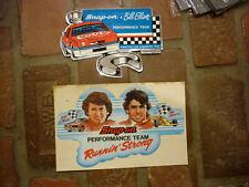 Bill Elliott Motorcraft Racing # 28 NASCAR POSTER Promo Dealer Only Limited Ed.