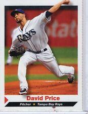 2013 Sports Illustrated Kids baseball DAVID PRICE Tampa Bay Rays Si Sifk