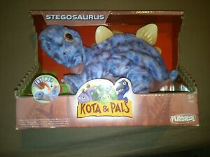 Playskool kota and pals stegosaurus