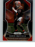 2019 Prizm Football #88 Baker Mayfield Cleveland Browns Official Panini NFL Trad
