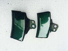 Toyota MR2 Roadster - Hardtop Blanking Plates - Dark Green