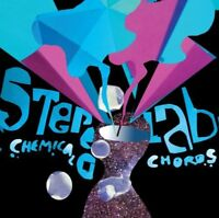 STEREOLAB - CHEMICAL CHORDS  CD NEW
