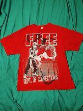 Vintage Free Lil Wayne Shirt Dept. Of Corrections XL