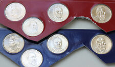 2011 Presidential Dollar Coins 8 P and D from US Mint Set Blister Pack $1 UNC