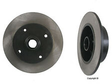 WD Express 405 54010 501 Front Disc Brake Rotor