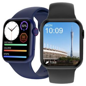 Luxury 2021 Men's Premium Smart watch with iOS and Android Functionality