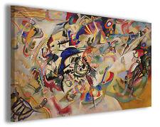 Quadro Wassily Kandinsky vol VI Quadri famosi Stampe su tela riproduzioni arte