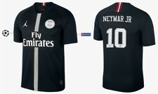 Trikot Nike Paris Saint-Germain 2018-2019 Third Black UCL - Neymar [128-XXL] PSG