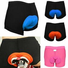 3D Pad Cycling Shorts Men Women MTB Bike Underpants Shockproof Underwear Pants