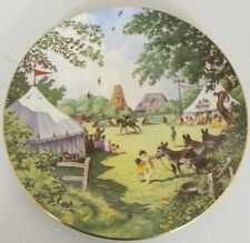 More details for royal worcester compton & woodhouse darling buds of may gymkhana plate 1992