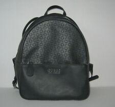 Guess Backpack Shoulder Bag Black Signature G Logo Purse SE725130