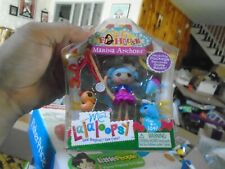 Mini Lalaloopsy Dolls Marina Anchors Silly Funhouse Series w//Pet NEW SEALED