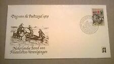 Dag van de postzegel 1979 - blanco en open klep
