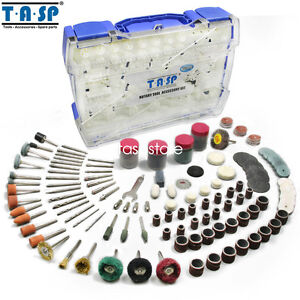 268PC Dremel Rotary Mini Drill Set Accessories Tool Bit Accessories