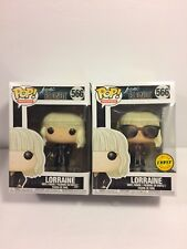 Funko Pop Movies Atomic Blonde Lorraine #566 And CHASE Edition#566