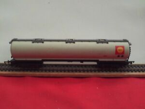 """TRIANG/HORNBY VINTAGE 100 TON """"SHELL"""" BOGIE TANK WAGON IN V.G.C."""