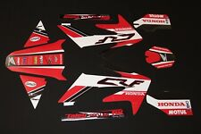 HONDA CRF 250R  ARC1 SERIES MX GRAPHICS KIT DECALS KIT STICKER KIT STICKERS