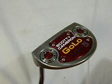 "Used LH Titleist Scotty Cameron Golo 5 34"" Putter Scotty Cameron Putter"