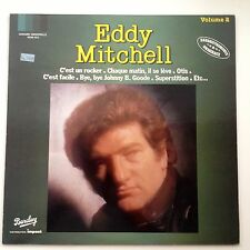 "EDDY MITCHELL ""C'EST UN ROCKER ..."" - VOLUME 2 - EX/NM - N° 6886 463 - LP 33T"