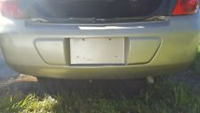 2003 DODGE NEON REAR BUMPER COVER ASSEMBLY TAN OEM 2003-2005