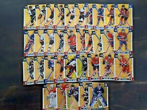 2002-03 Pacific Exclusive - GOLD, (Upick from List $1.00 ea), Mint Condition