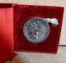 the Small holder Championship Silver Medal  21grams. Birmingham 1935 medal 3