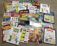 Lot of 36 Teacher Books about Reading/Writing for the Classroom Grades 1-3