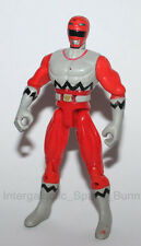 1998 Bandai Power Rangers Lost Galaxy Red Ranger Action Figure
