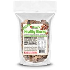 Henry's Healthy Blocks - Food for Adult Squirrels & Rodents Baked Fresh to Order