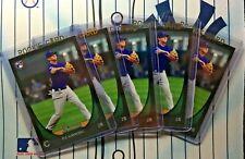DJ LeMahieu RC 2011 Bowman Draft #56 Cubs New York Yankees ROOKIE D.J. Lot of 5
