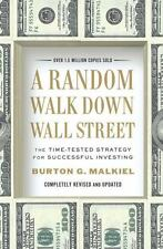 A Random Walk Down Wall Street: The Time-Tested Strategy for-ExLibrary