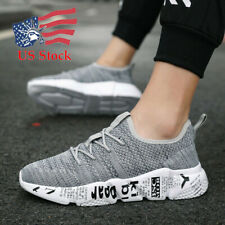 Running Casual Shoes Men's Outdoor Athletic Sneakers Jogging Tennis Sports Gym