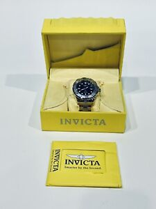 Invicta Grand Diver 16034 Men's Two Tone Mother of Pearl Automatic Date Watch
