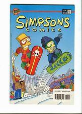 Simpsons Comics 34 . Bongo 1997 - VF