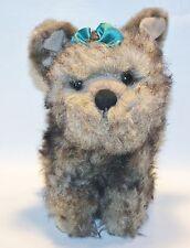 """Bath and body works Stuffed Plush Corkie Yorkie Puppy Dog 7.5"""" Lovey"""