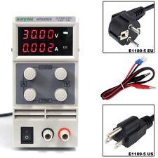 DC Power Supply 30V/5A KPS305DF Resolution 0.01V/0.001A Adjustabe Adjustable lab