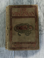 THE VIRGINIAN BY OWEN WISTER, JANUARY, FEBRUARY 1903 EDITION