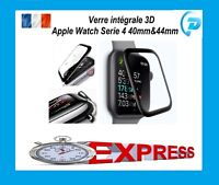 Film Protection Verre Trempé 3D Courbé Apple Watch Série 1/2/3/4 - 38/42/40/44mm